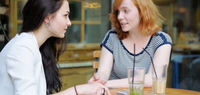 Die beste Freundin ist nicht immer die beste Ratgeberin.