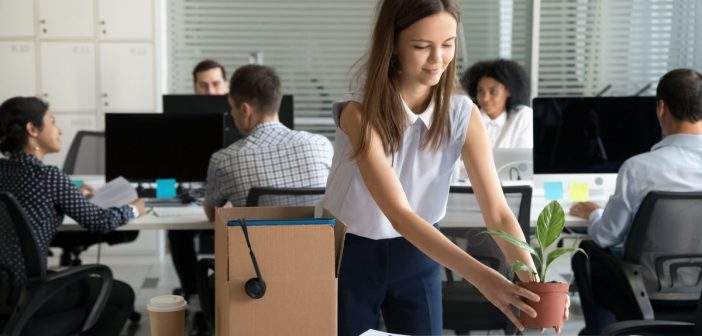 Was man bei einem Job-Wechsel beachten muss